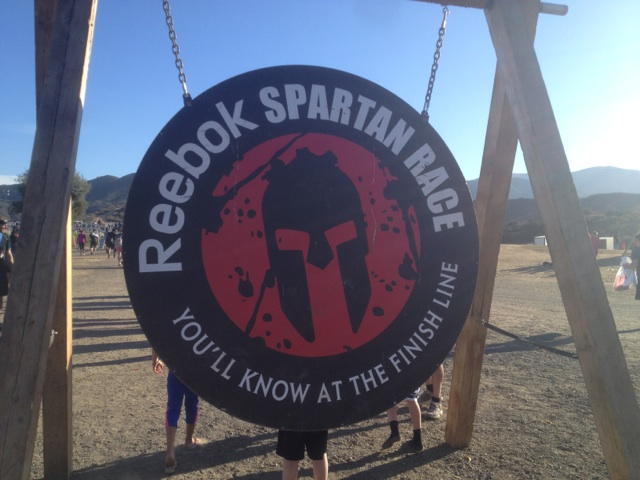 Spartan Sign