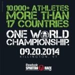 Spartan Race Series on NBC