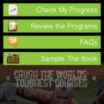 An App for Ultimate Obstacle Races